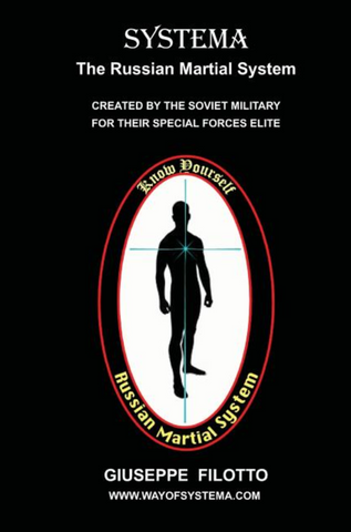 Systema: The Russian Martial System Book by Giuseppe Filotto - Budovideos