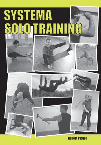 Systema Solo Training Book by Robert Poyton - Budovideos