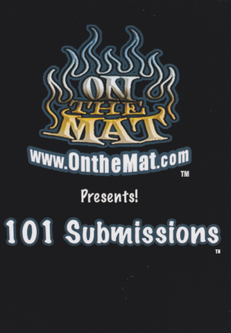 101 Submissions Vol 1 DVD (Preowned) - Budovideos
