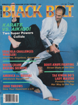 Black Belt Magazine April 1988 with Steven Seagal (Preowned) - Budovideos