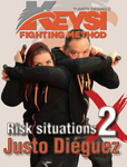 Keysi Risk Situations Vol 2 DVD with Justo Dieguez - Budovideos