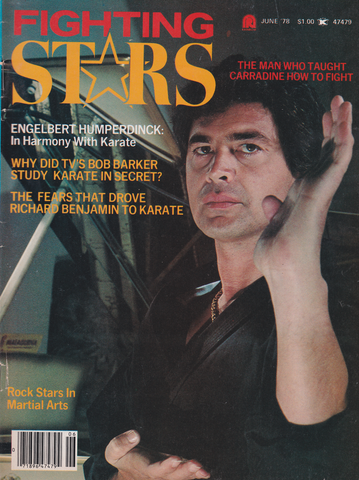 Fighting Stars June 1978 Magazine (Preowned) - Budovideos Inc