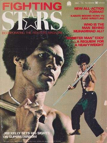 Fighting Stars Dec 1975 Magazine (Preowned) - Budovideos Inc