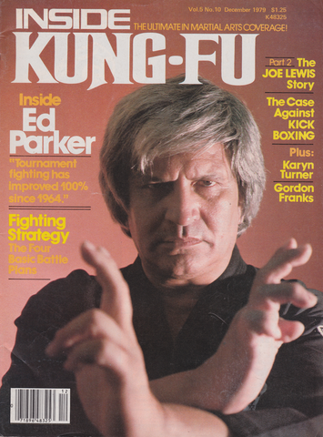 Inside Kung Fu December 1979 Magazine (Preowned) - Budovideos Inc