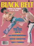 Black Belt Magazine April 1981 (Preowned) - Budovideos Inc