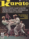 Karate Illustrated Feb 1976 Magazine (Preowned) - Budovideos Inc