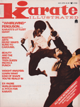 Karate Illustrated Jan 1976 Magazine (Preowned) - Budovideos Inc