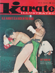 Karate Illustrated Jan 1975 Magazine (Preowned) - Budovideos Inc