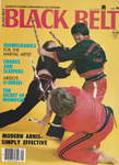 Black Belt Magazine Sept 1981 (Preowned) - Budovideos Inc