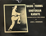 The Basic Forms of Shotokan Karate The Heian Katas and Tekki Shodan Book by John Anderson (Preowned) - Budovideos Inc