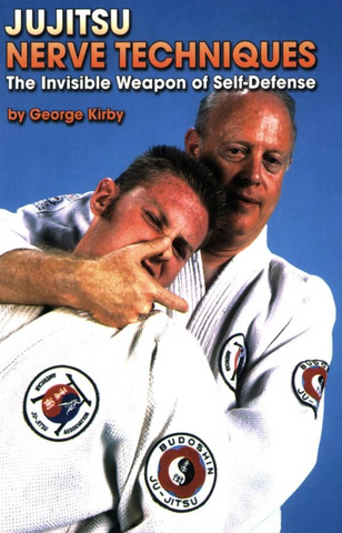 Jujitsu Nerve Techniques: The Invisible Weapon of Self-Defense Book by George Kirby (Preowned) - Budovideos Inc