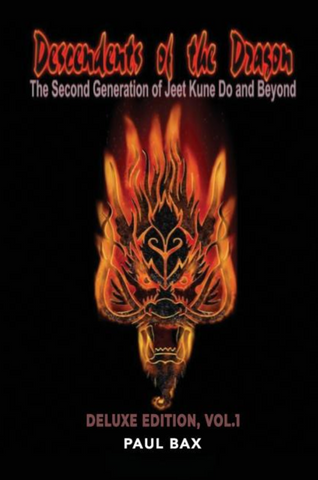 Descendants of the Dragon: The Second Generation of Jeet Kune Do and Beyond Book by Jerry Beasley - Budovideos Inc