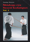 Shinkage Ryu Sword Techniques Book 1 by Tadashige Watanabe (Preowned) - Budovideos Inc