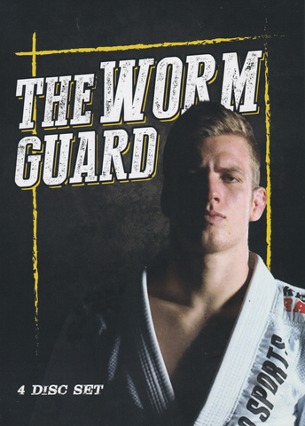 Worm Guard 4 DVD Set by Keenan Cornelius (Preowned)