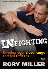 INfighting DVD by Rory Miller