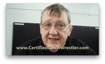 The Double Wrist Lock with Billy Robinson (On-demand) - Budovideos