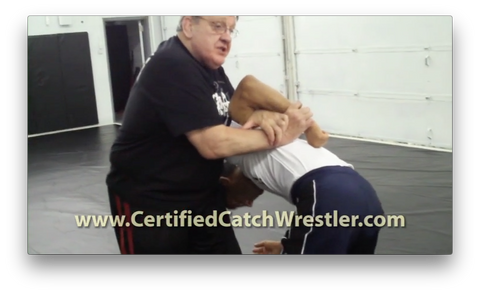 The Double Wrist Lock with Billy Robinson (On-demand)