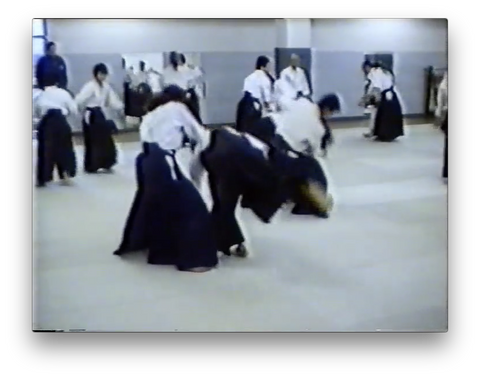Aikido Kisshomaru Ueshiba Interview & Technique (On Demand)
