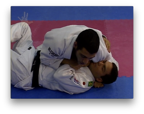 Attacks from Side Control by Nino Schembri (On Demand)