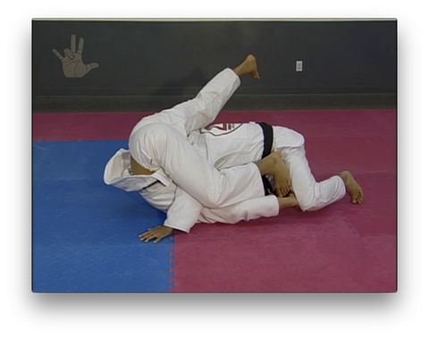 Escapes from Side Control by Nino Schembri (On Demand)