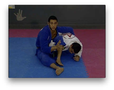 Omoplata and its Variations by Nino Schembri  (On Demand)