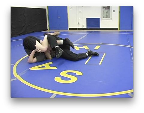 Killer Cradles & Terminal Takedowns by Wade Schalles (On Demand) - Budovideos