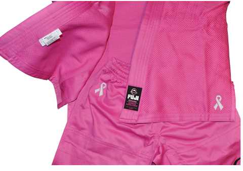 All Around Kids BJJ Gi Pink by Fuji