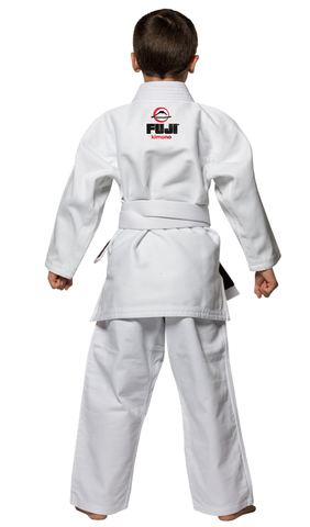 Fuji Childrens BJJ Uniform - White