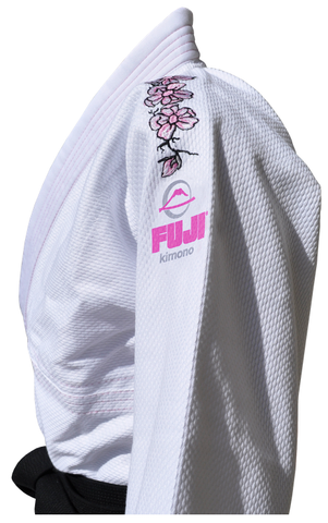 Pink Blossom Kid's Gi by Fuji