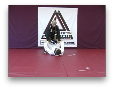 BJJ Curriculum White to Blue Level 4 with Marcello Monteiro (On Demand) - Budovideos