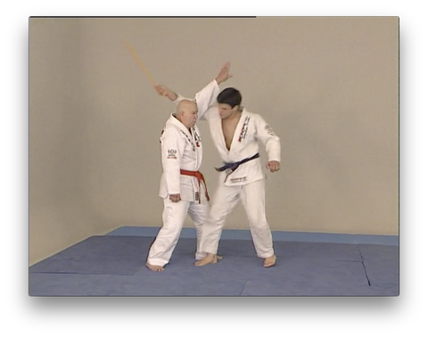 Kioto Jiu Jitsu Self Defense Vol 2 with Francisco Mansur (On Demand)