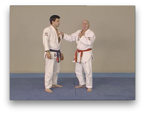 Kioto Jiu Jitsu Defenses Against Submissions with Francisco Mansur (On Demand) - Budovideos