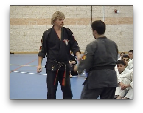 Extreme Kenpo by Larry Tatum (On Demand)