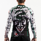 Batman The Killing Joke BJJ Rashguard (Officially Licensed) - Budovideos