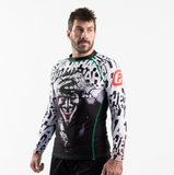 Batman The Killing Joke BJJ Rashguard (Officially Licensed) - Budovideos Inc