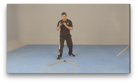 Lameco Eskrima Backyard Sulite Original Group by Dino Flores (On Demand)