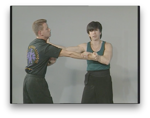 Wing Chun Wooden Dummy Form Part 1 by Randy Williams (On Demand)