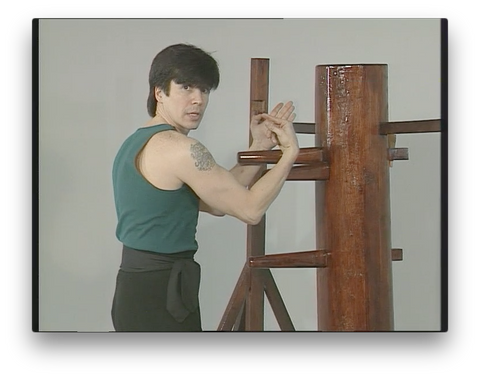 Wing Chun Wooden Dummy Form Part 2 by Randy Williams (On Demand)