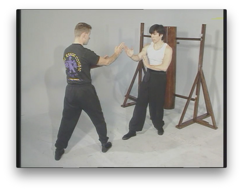 Wing Chun Wooden Dummy Form Part 4 by Randy Williams (On Demand)