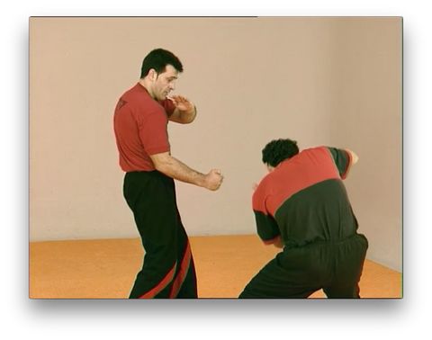 WingTsun Wooden Dummy Street Applications by Victor Gutierrez (On Demand)