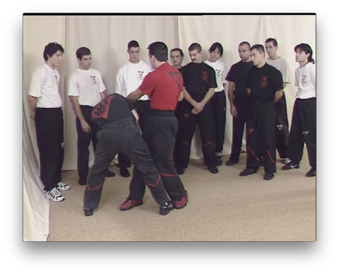 WingTsun Street Shock Vol 1 by Victor Gutierrez (On Demand)