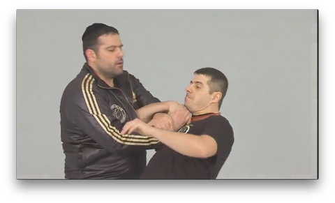 IDS Krav Maga The Will to Survive by Alain Cohen (On Demand)