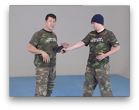 Commando Krav Maga Street Survival by Moni Aizik (On Demand) - Budovideos