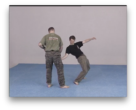 Russian Systema by Jerôme Kadian (On Demand)