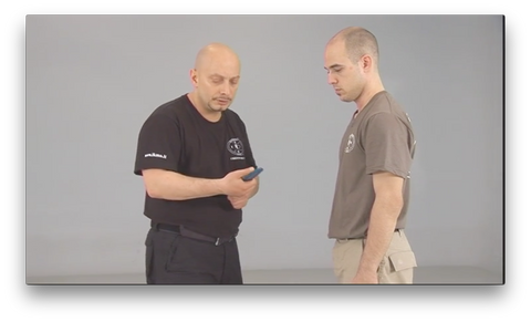 Russian Systema, Disarm techniques by Marco Morabito (On Demand)