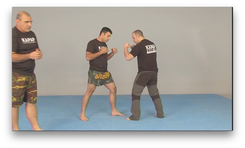 Kapap MMA by David Arama (On Demand)