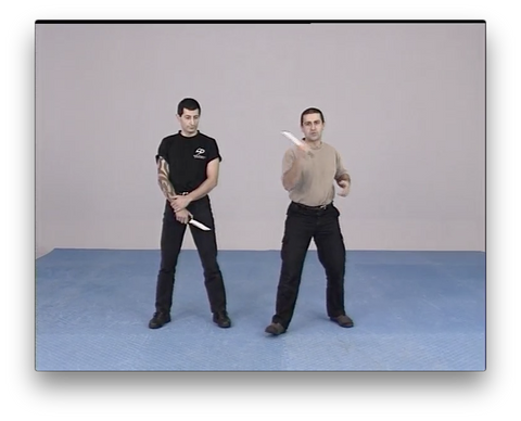 Seal Program Knife Combat by Mike Faraone (On Demand)