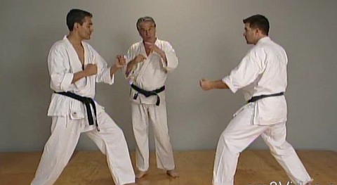 Combat Shotokan Karate Vol-1 by Tom Muzila (On Demand)