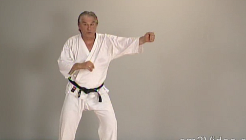 Combat Shotokan Karate Vol-3 by Tom Muzila (On Demand) - Budovideos