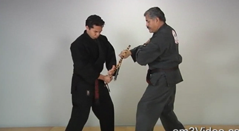 Doce Pares Escrima Vol-1 by Alfredo Bandalan (On Demand) - Budovideos